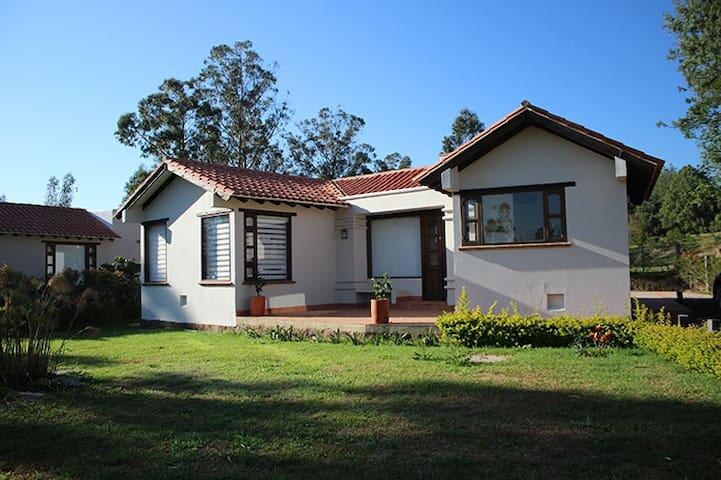 La Petite Maison - Villa de Leyva - Dům