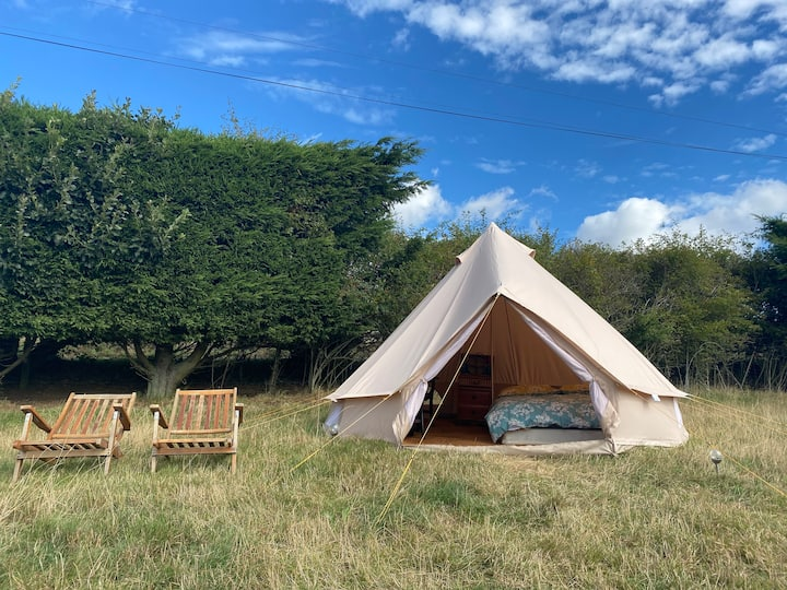 Luxury Camping at Rosewood Acres - (King)