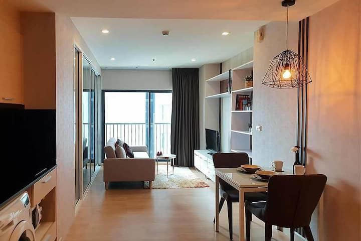 Modern & Urban Living - BTS Thonglor Connect, wifi