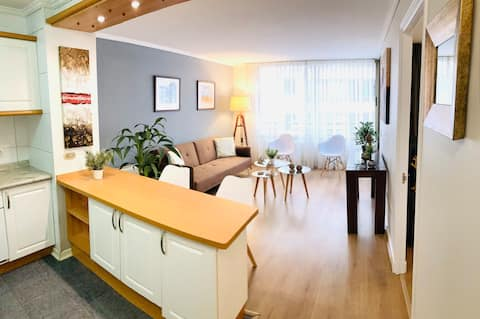 GREAT APT NEAR MONEDA PALACE ! JUST REMODELED
