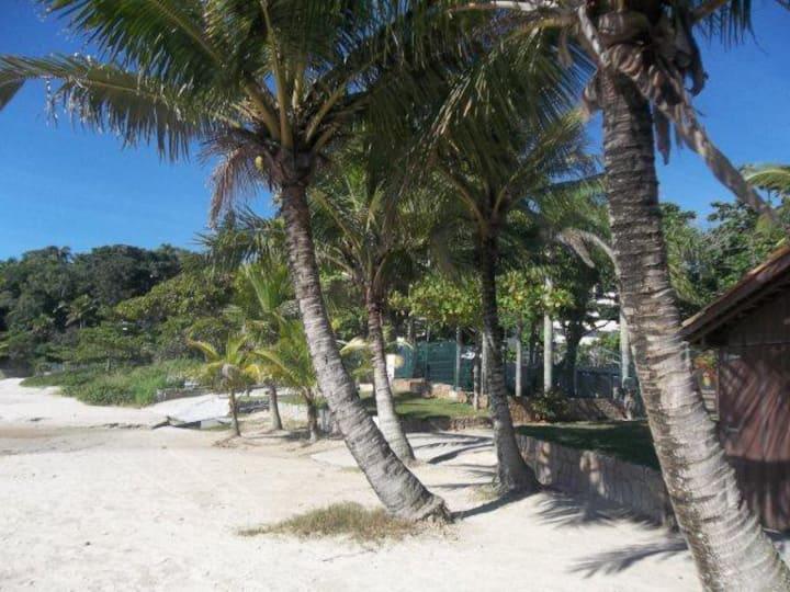 Canajure, na beira da praia - Jurere Canasvieiras