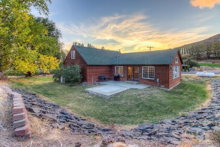 Big Bear Ranch House