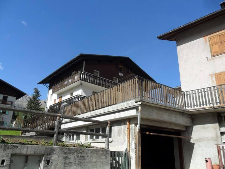 Bellissima casa a Falcade Alessandro si