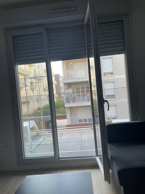 Appartement neuf à proximité du Canal de l'Ourq
