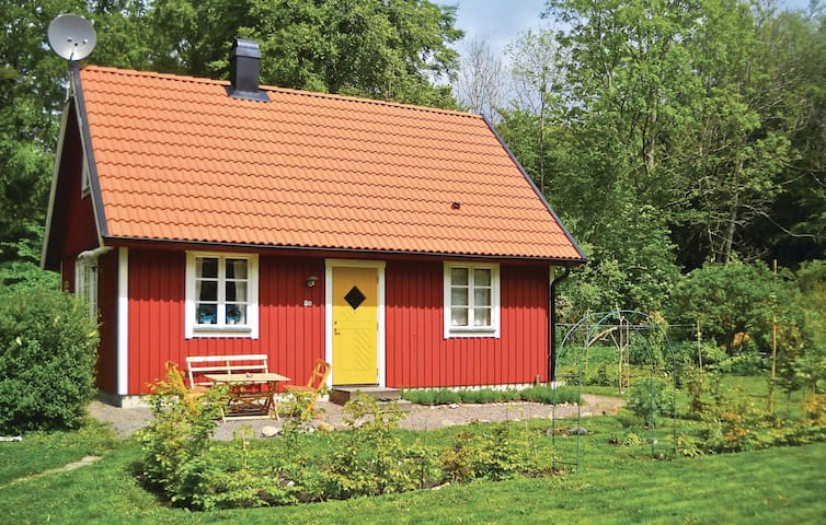 Holiday cottage with 3 bedrooms on 66 m² in Gärsnäs
