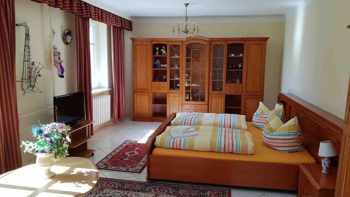 Gemütliche Ferienwohnung in Groß Vielen Wohnung 12