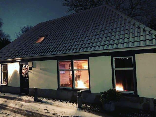 Het Witte Jagershuis