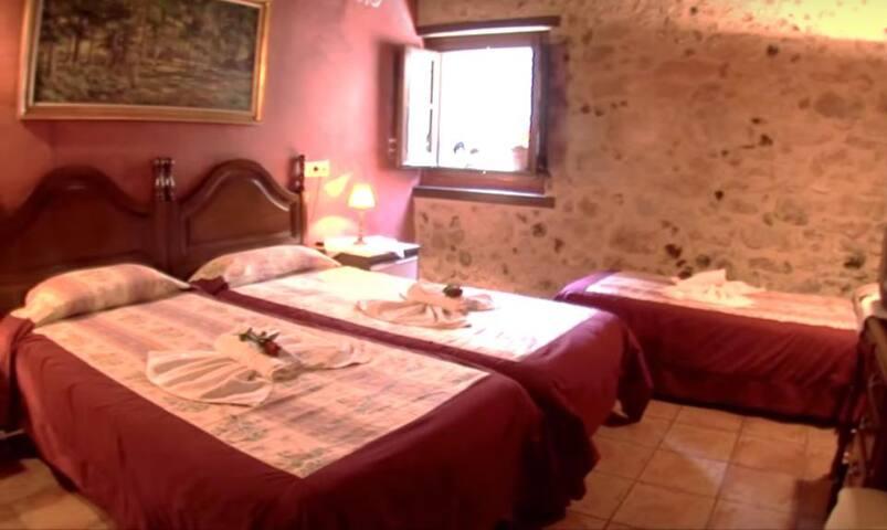 Habitació (2-3 persones)
