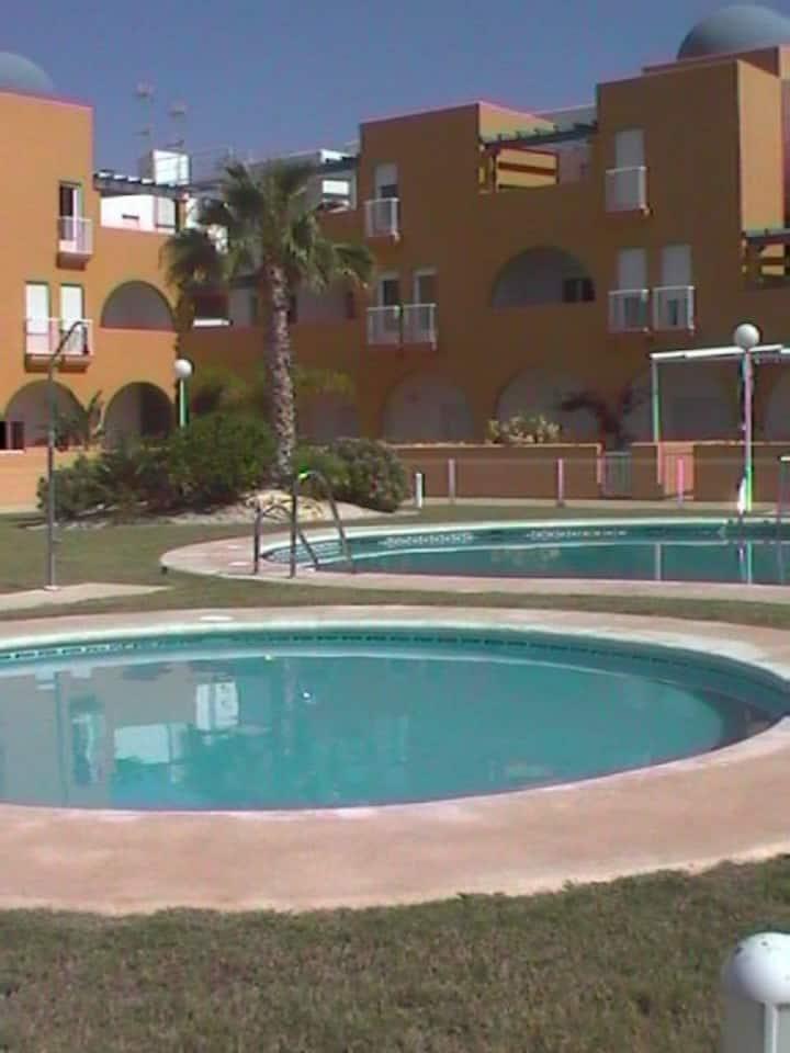 Apartanento en San Juan de los Terreros, ALMERÍA
