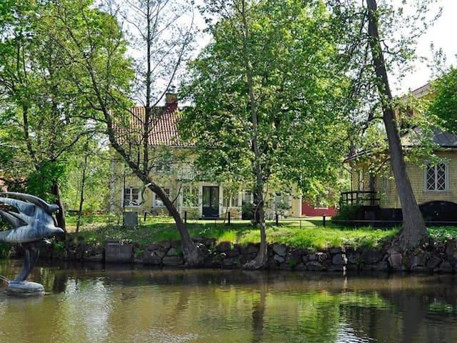 Gula Villan i Nyköping C