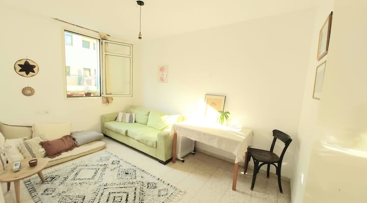 Beautiful apartment in the heart of Jaffa