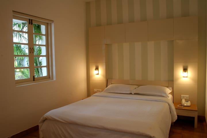 Simple Deluxe room @ Colva - コルバ - ブティックホテル