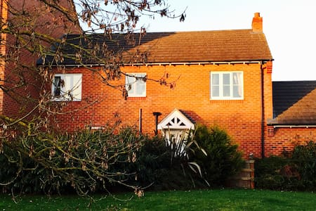 'The Coach House' - Witham Saint Hughs - Huis