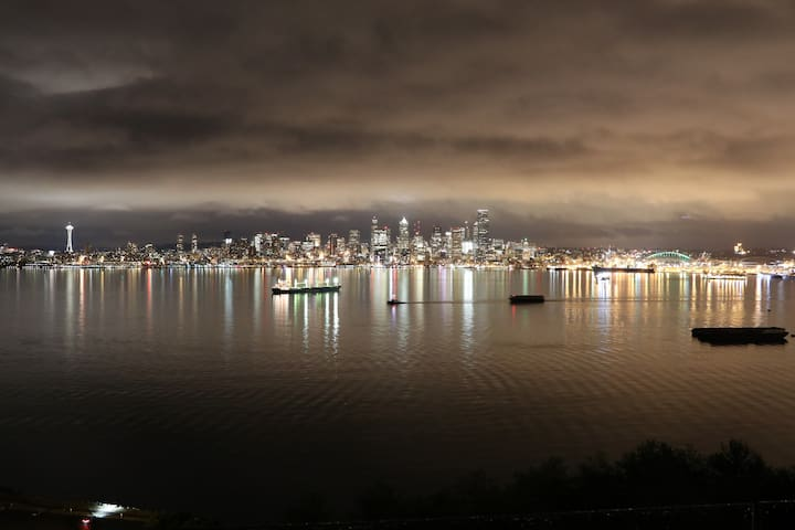 180 degree, unobstructed bluff view! - Seattle - Pis