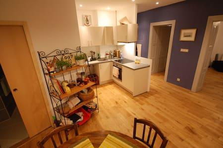 3 pces, 55m² + jardin et confort ! - Lejlighed