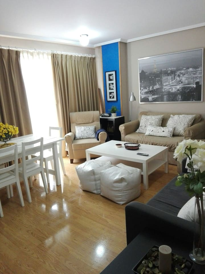 Apartamento junto playa en San Juan de la arena
