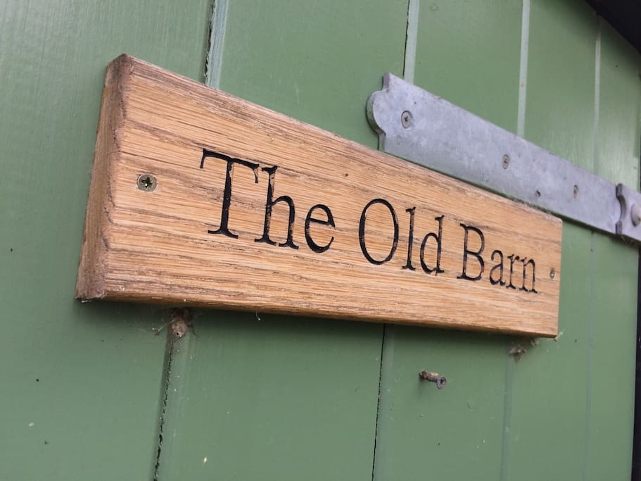 The Old Barn dates back to the 16th century and has been lovely converted into a beautiful holiday home.