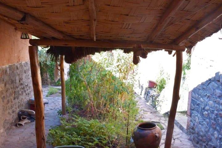 Casa del Inka turismo vivencial en Colca peru