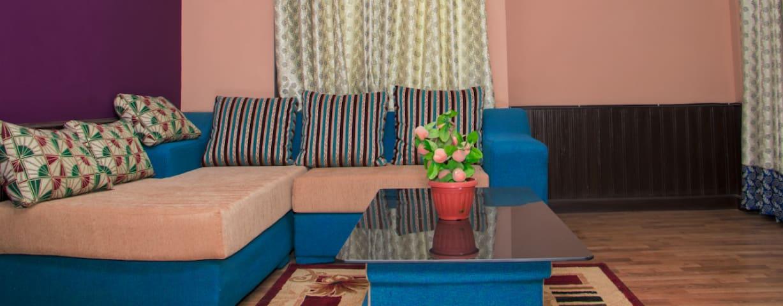 Sahara Apartment  Ground Floor
