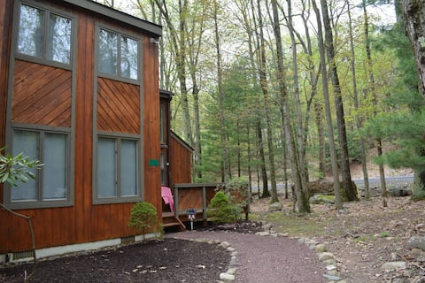 Pocono Lake & Skiing Retreat! Lake Club Access!!!