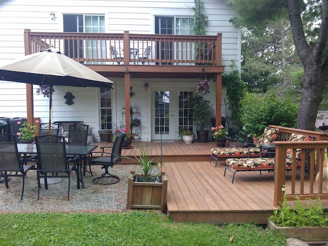 Angel Hill House Rental - Cooperstown 7/m 2Bd/2Bth