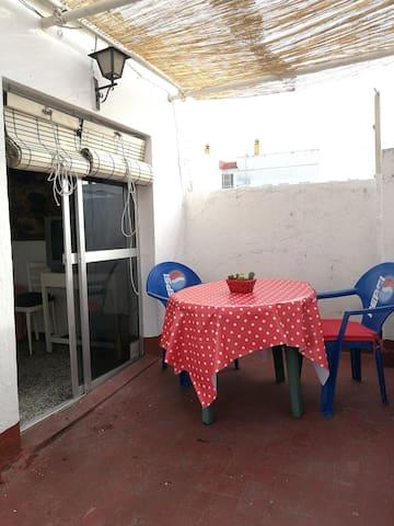 Fantástico ático en Triana (pegado a la FERIA) - Sevilla - Apartment