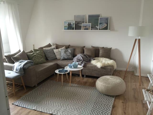 Zentral & gemütlich - schönes Zimmer in Kiel - Киль - Квартира