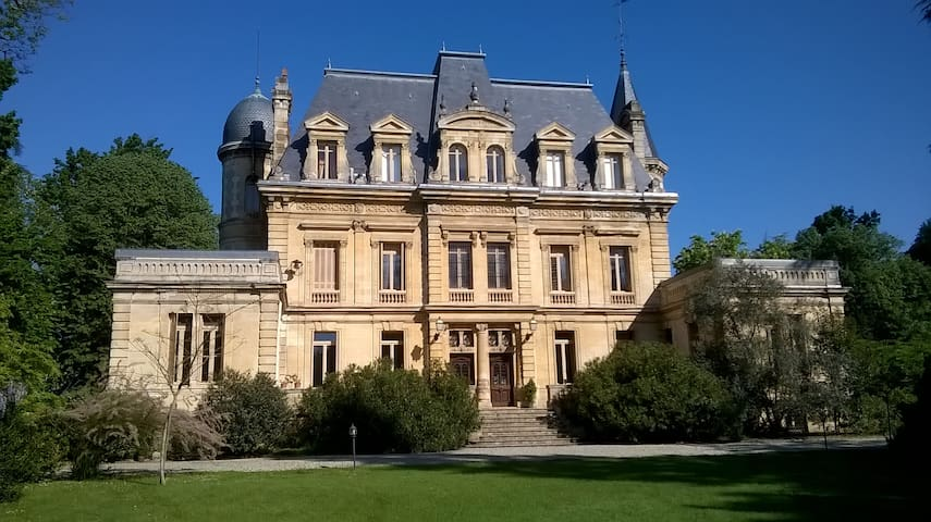 Château de Camperos - Barsac - Bed & Breakfast