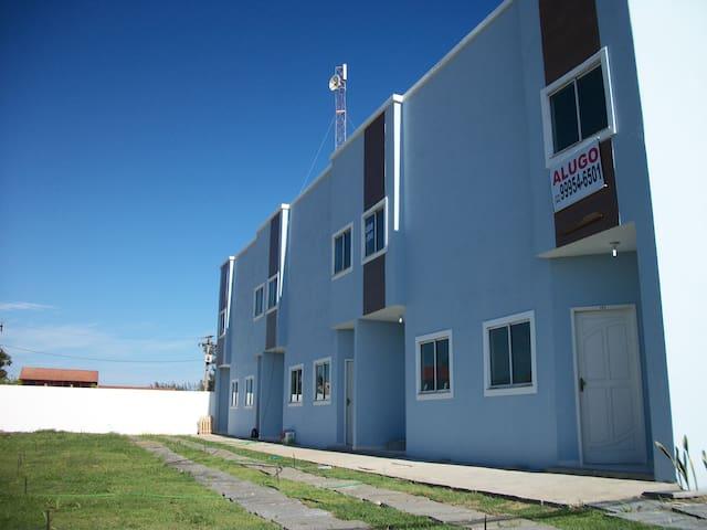Apartamento-Grussai-Porto Açú-São João Barra-DR