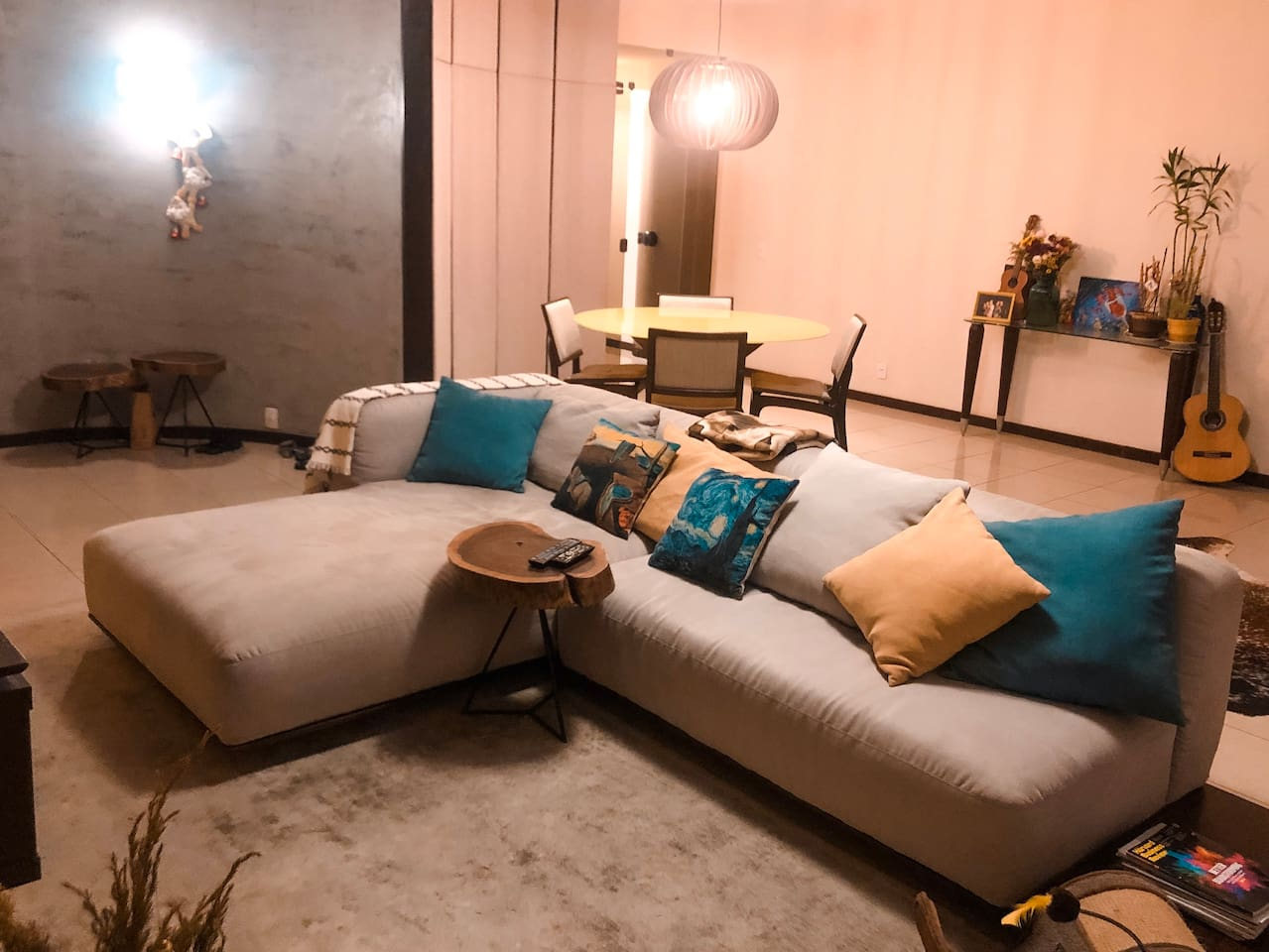 One of the most comfortable and stylish spot at home
