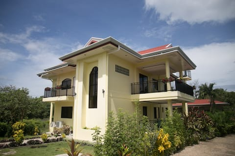 House in Cabilao Island.