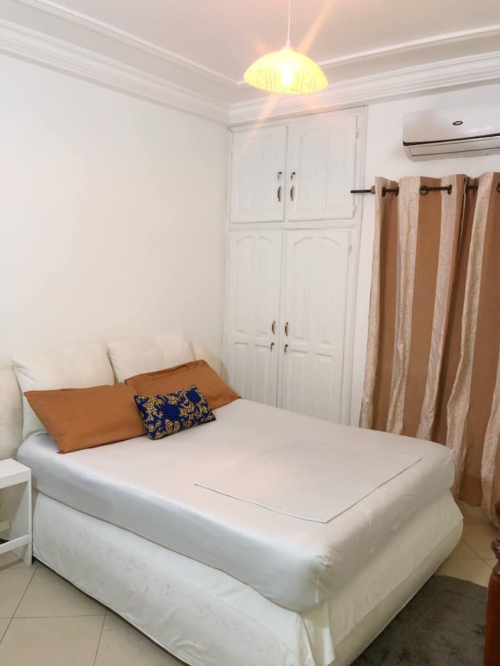 MG logement ( double chambres )