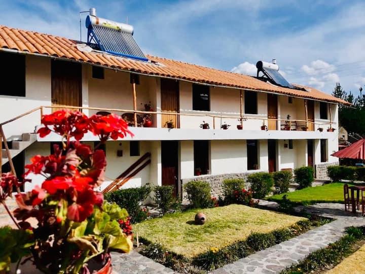 Kontiki Lodge Colca Yanque