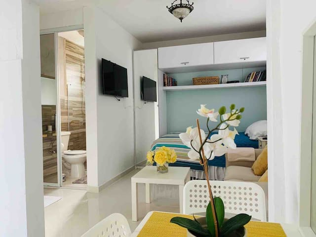 Cozy- BEACH Apt. in Isla Verde!
