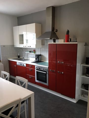 Duisburg Süd Nice cozy flat, perfect for city trip