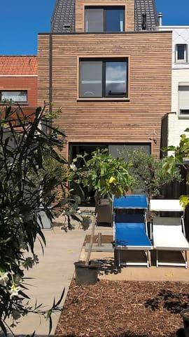 Waanzinnig modern cosi vakantiehuis - Knokke-Heist - Huis