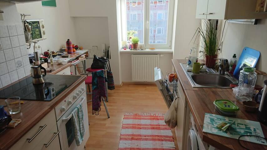Graz 3 Zimmerwohnung, Altbau renoviert