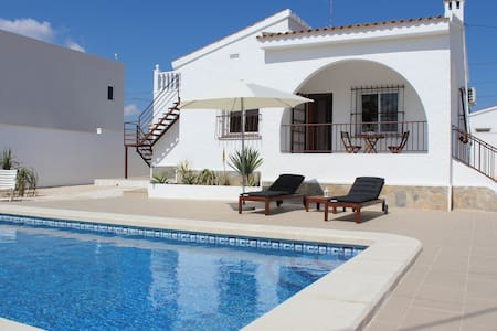 Super Villa with private swimming pool and BBQ - Ciudad Quesada - Chalet