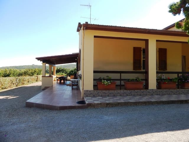 Casa Angelo II:chalet in the countryside - Santa Maria La Palma - Apartamento