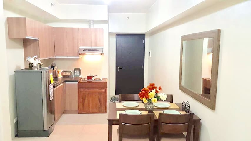 37 sqm. 1 Bedroom Unit Mandaluyong (Avida Centera)