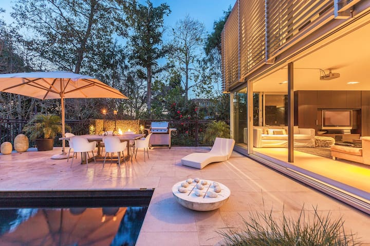 Exclusive Remuera Retreat
