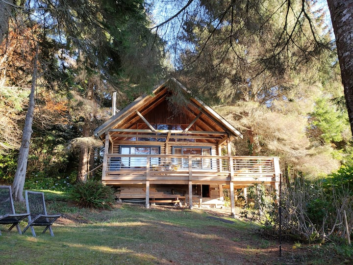 Spectacular Views: The Cottage at Wren Point