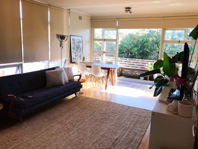 Bright and Airy 2 bedder - Cronulla - Lejlighed