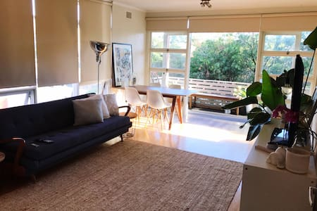 Bright and Airy 2 bedder - Cronulla