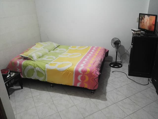 Alojamiento tranquilo y cómodo
