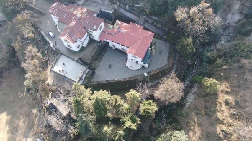 British heritage house Shakuntala bhawan