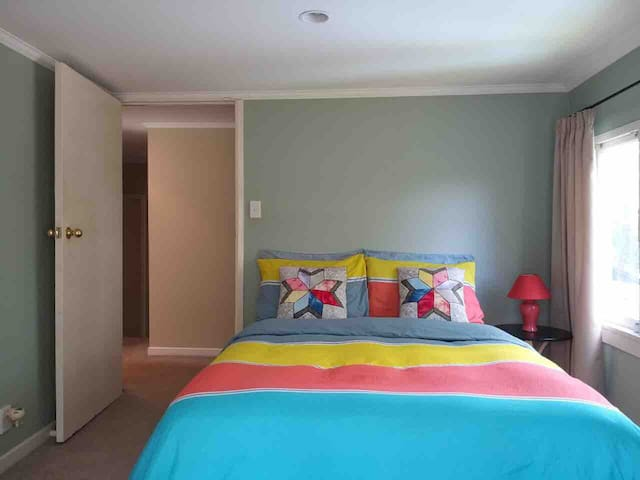 St Heliers Villa-like Private Double Room