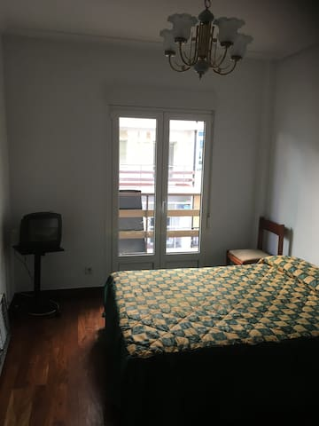 CÉNTRICO Y TRANQUILO - Santander - Huis