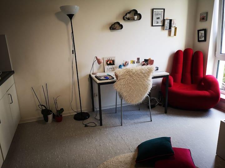 Schönes Appartement, mitten Köln. Flate in Center