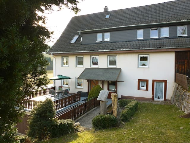 Apartment Talstrasse for 5 persons in Unterkirnach